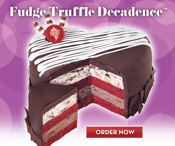 Purchase Cold Stone Creamery Cakes