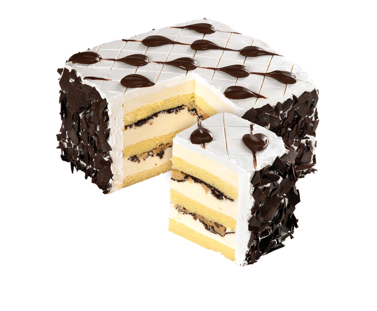 Eight Layer Cake