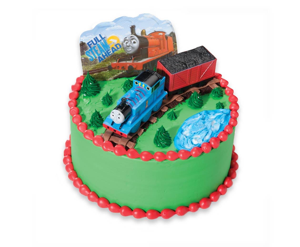 Thomas The Train Ice Cream Cake
