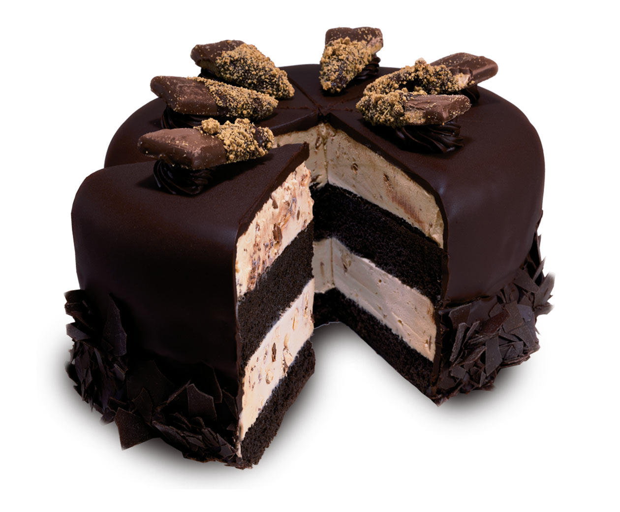 Publix Chocolate Ice Cream Cake