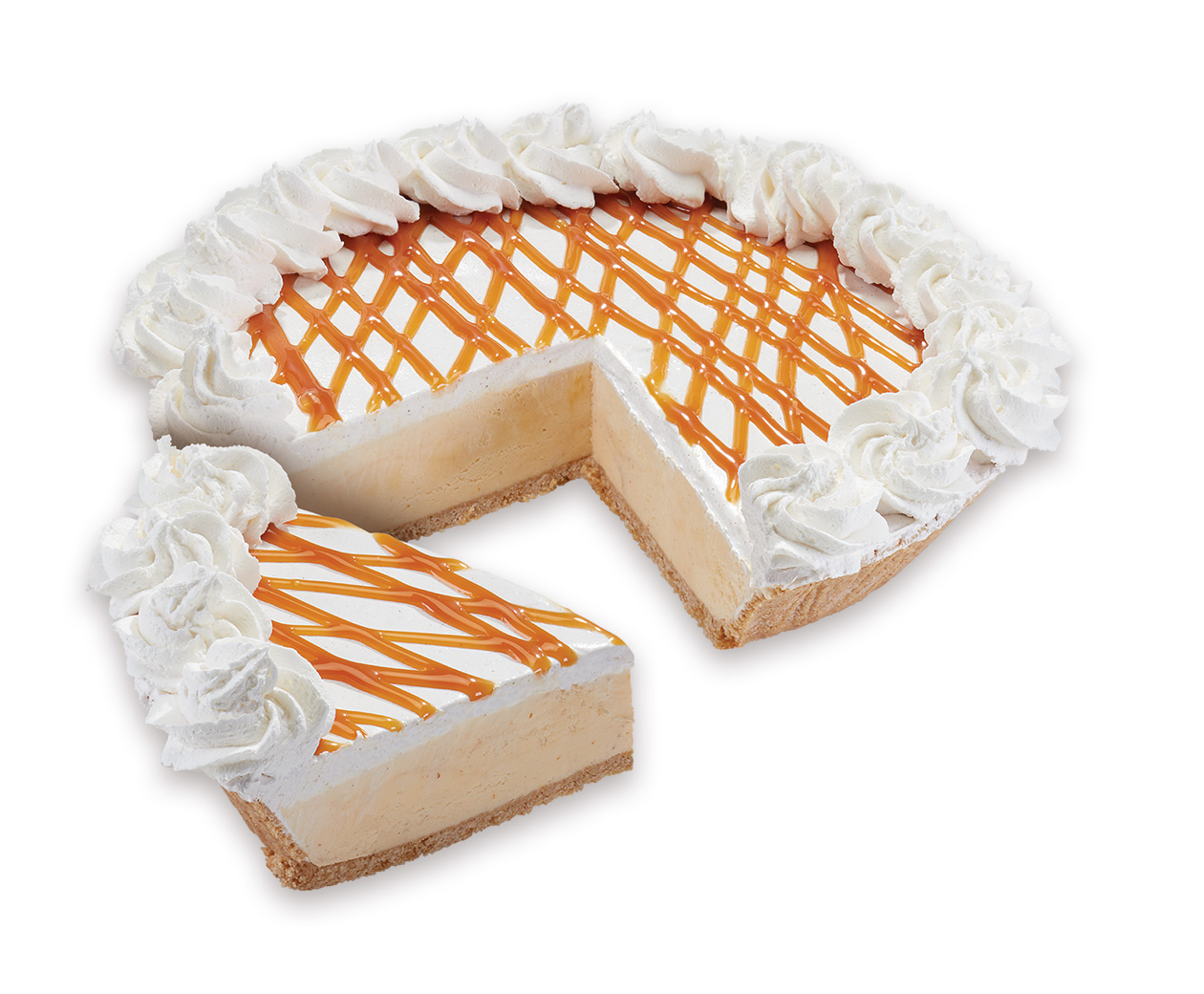 Pumpkin Cheesecake Pie Cold Stone Creamery
