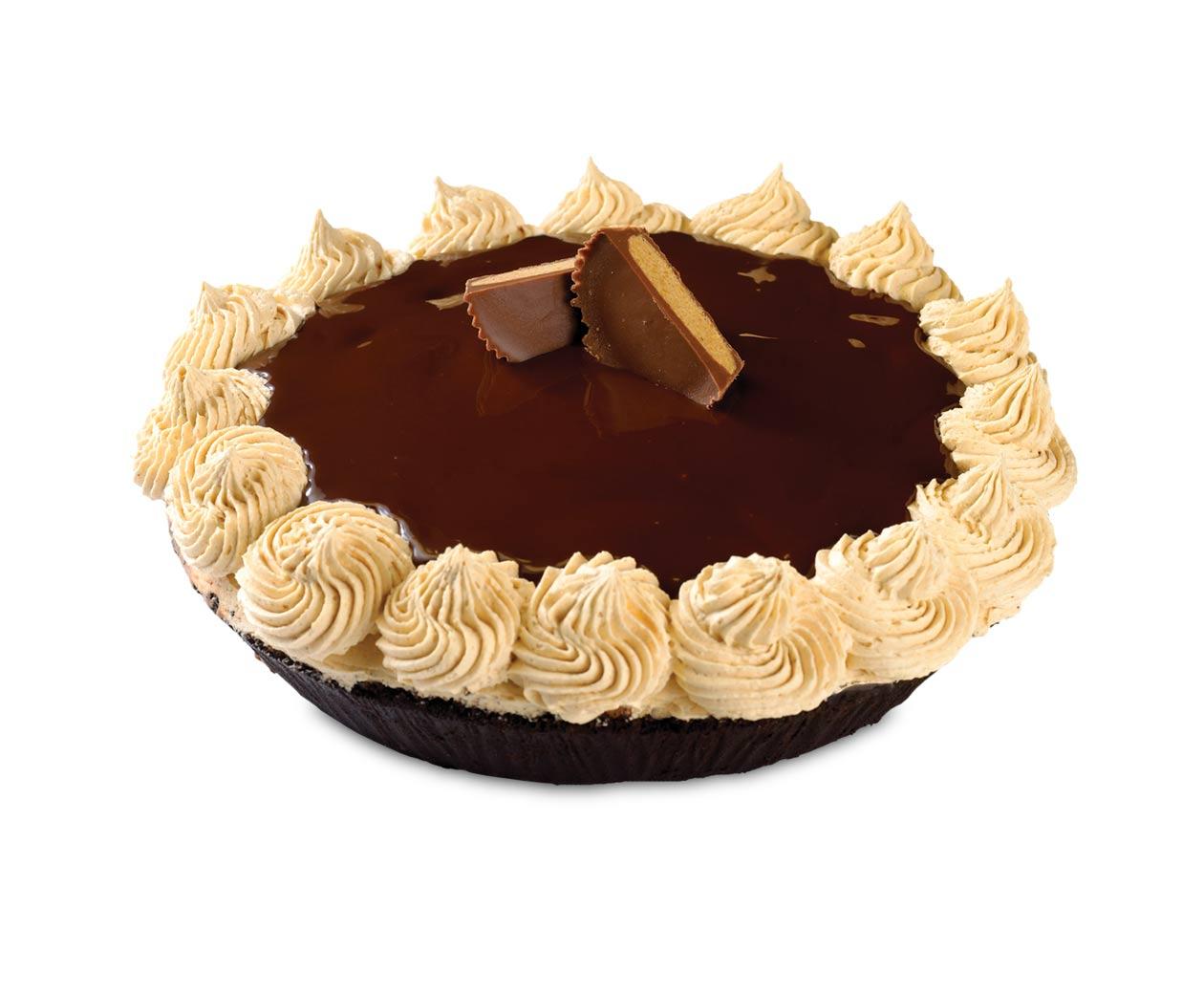 Chocolate Peanut Butter Pie Cold Stone Creamery