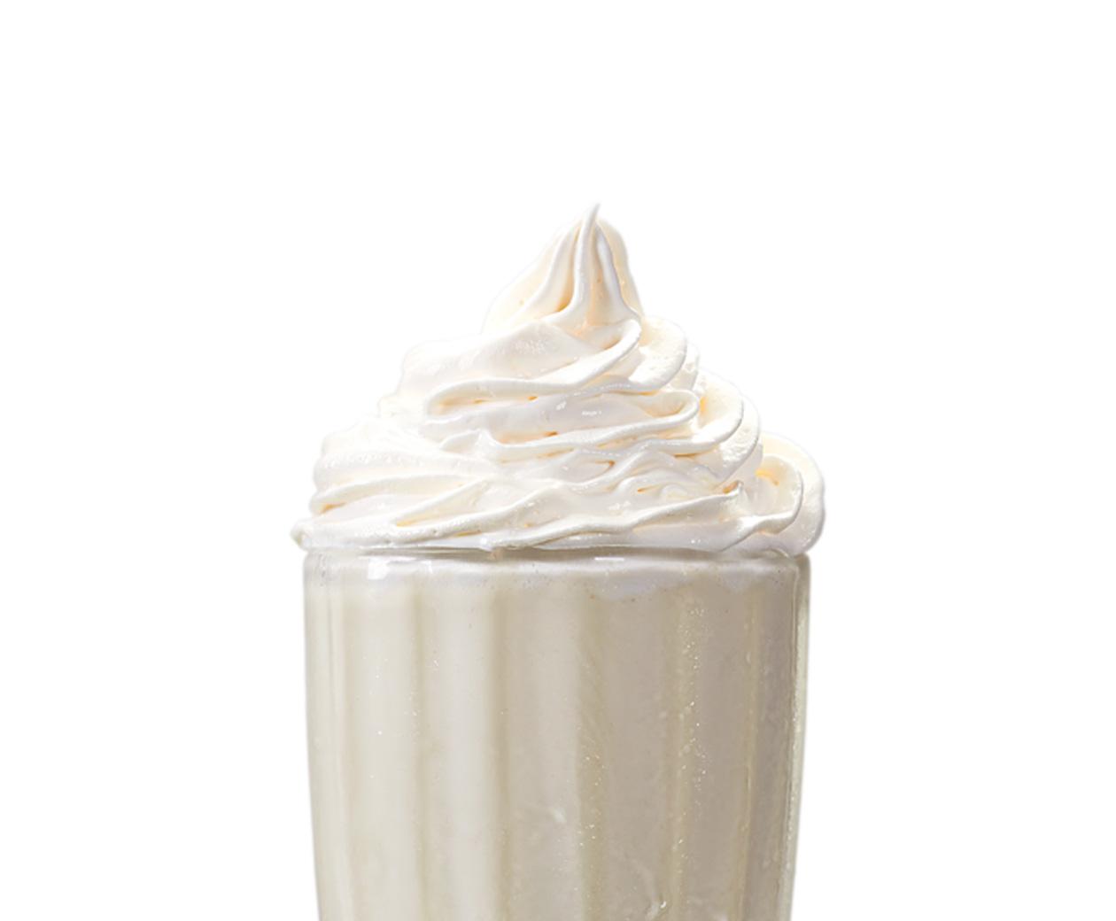 Very Vanilla Ice Cream Shakes At Cold Stone Creamery