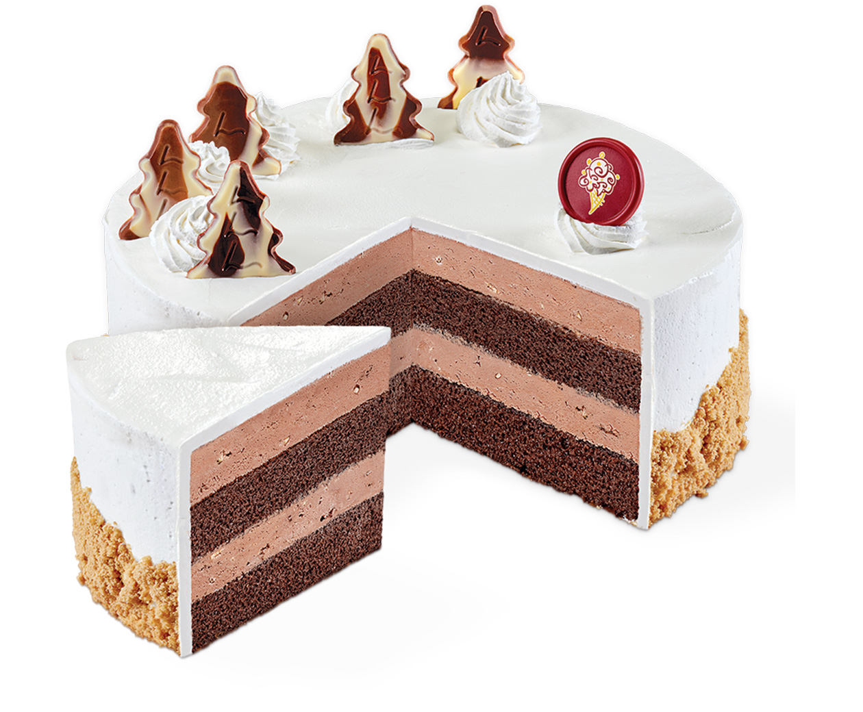 Chocolate Covered Strawberry Cake Cold Stone