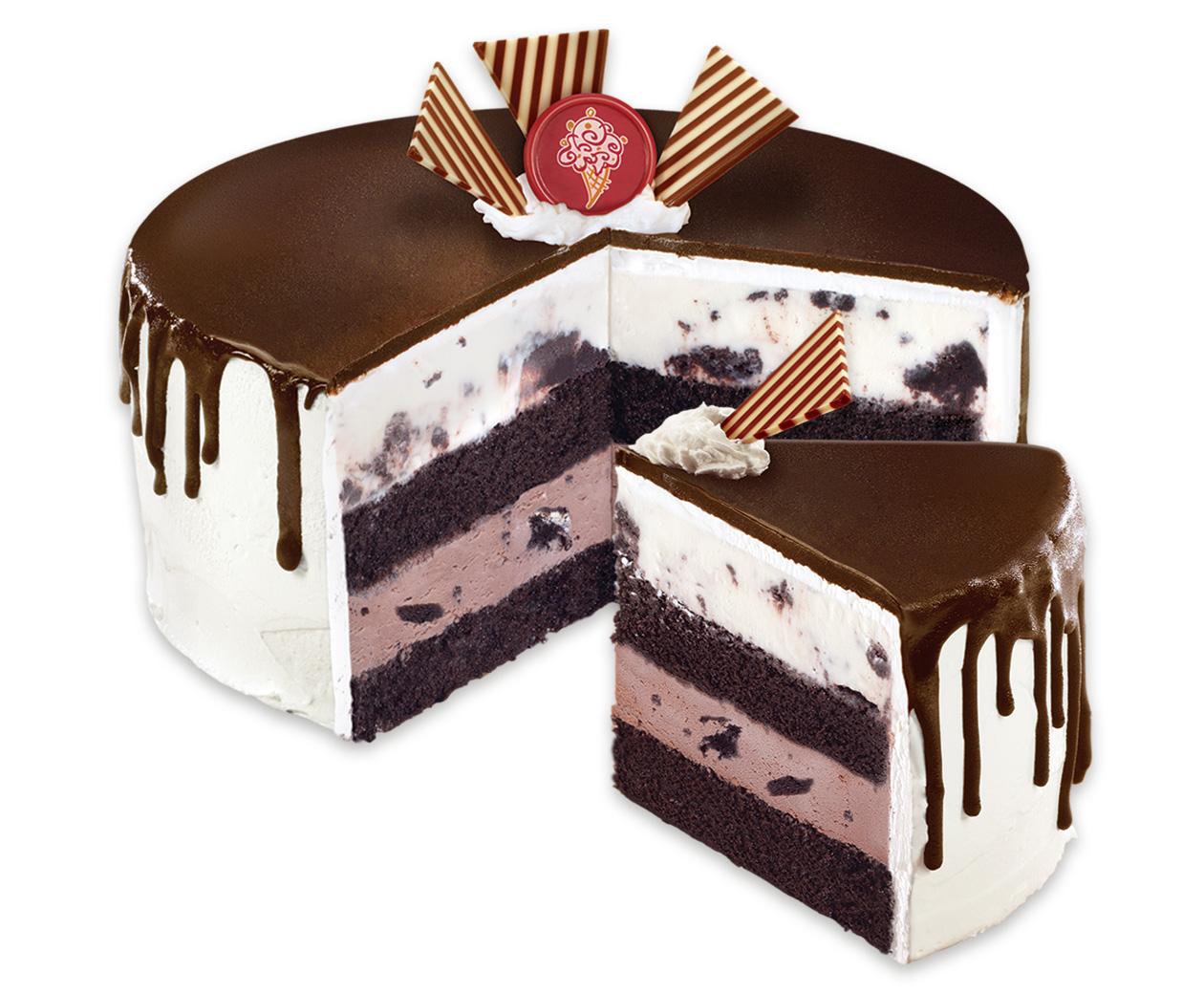 Cold Stone Cake Order
