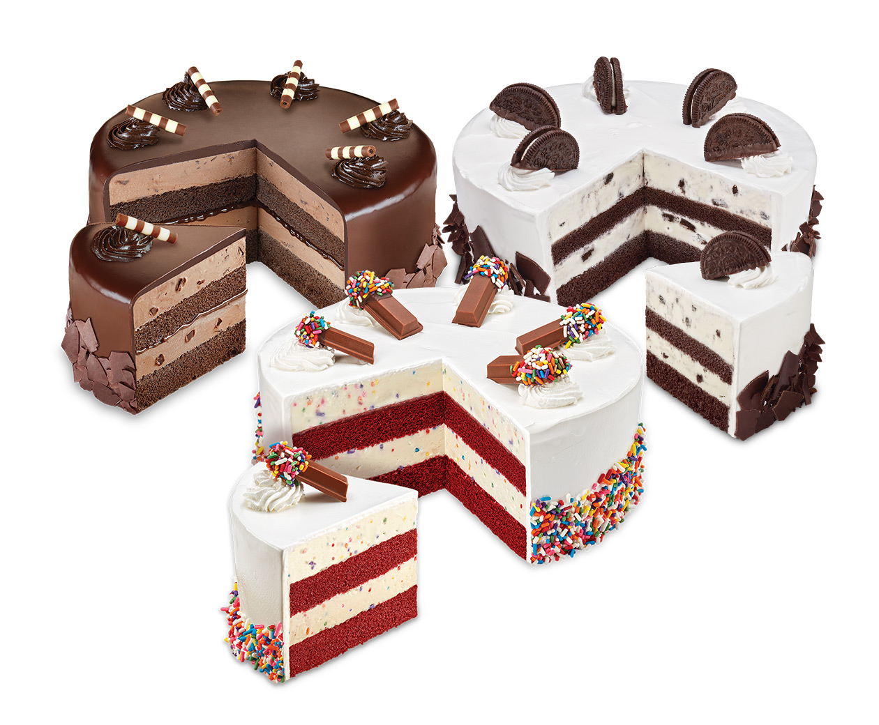 Astonishing Cakes Made With Your Favorite Ice Cream At Cold Stone Creamery Personalised Birthday Cards Rectzonderlifede