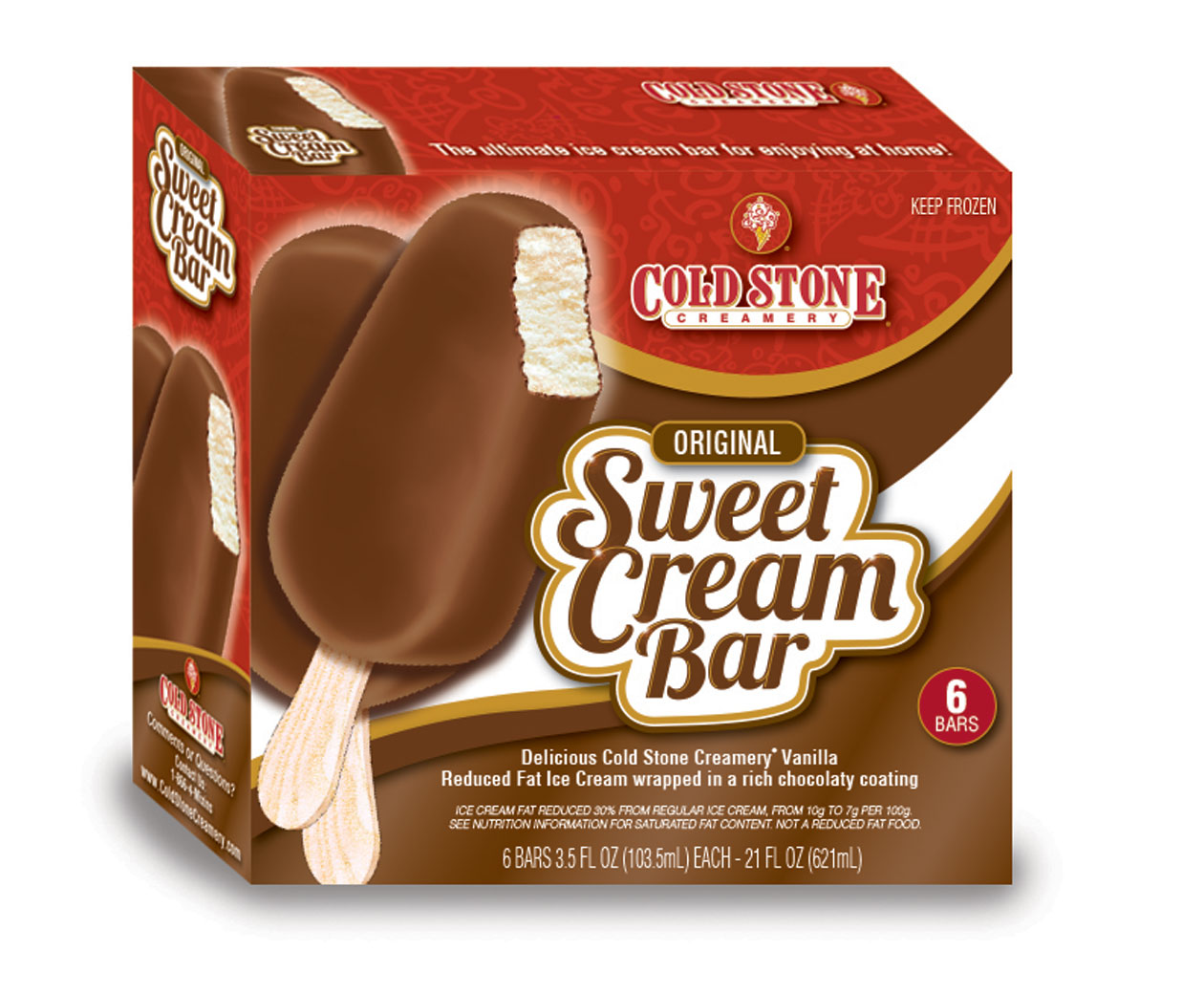 Original Sweet Cream Bars