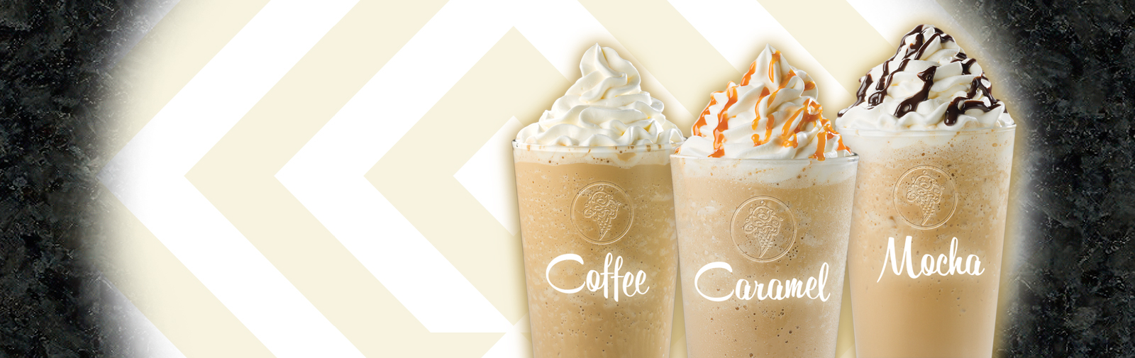 Chill Out With Our Frappés