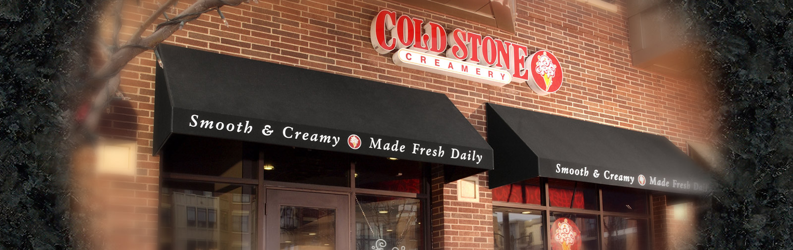 Why Cold Stone Creamery®?