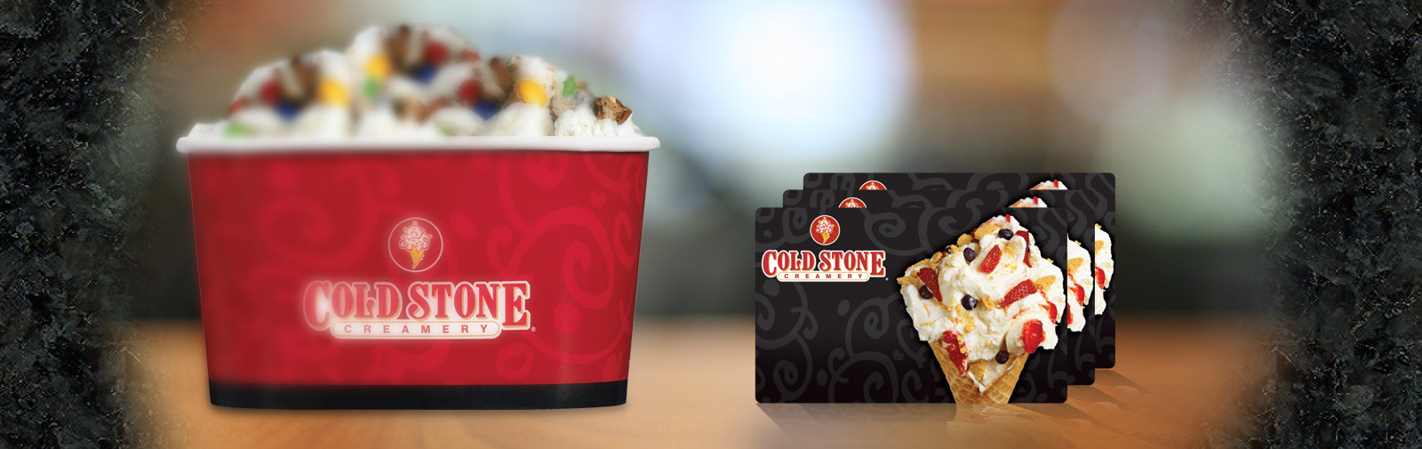 Give The Gift Everyone Loves — Cold Stone!
